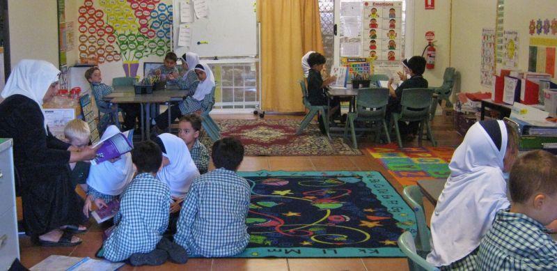 AIIC Gold Coast Classroom