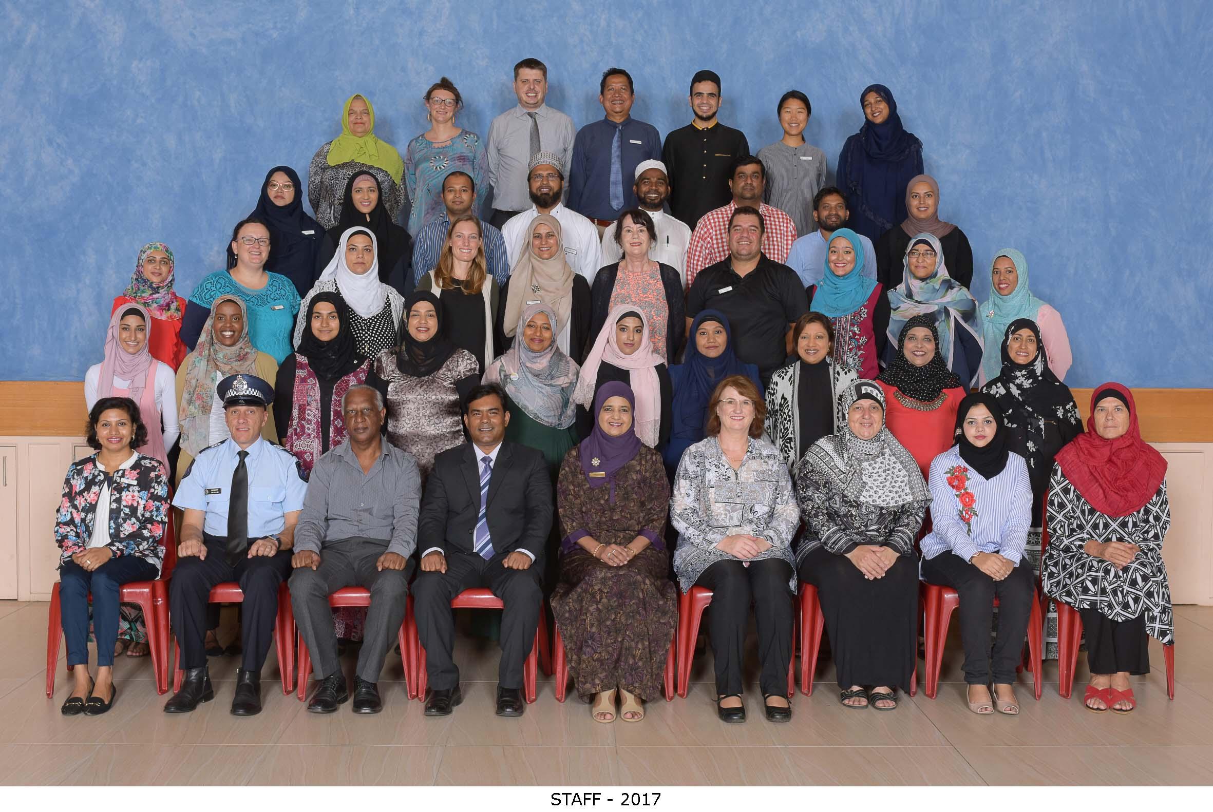 AIIC Durack Campus Staff