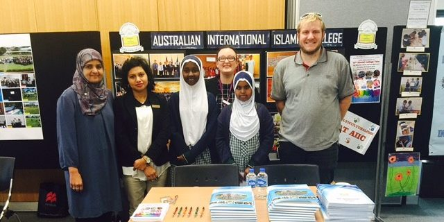 AIIC @ Multicultural Education Expo, Griffith University