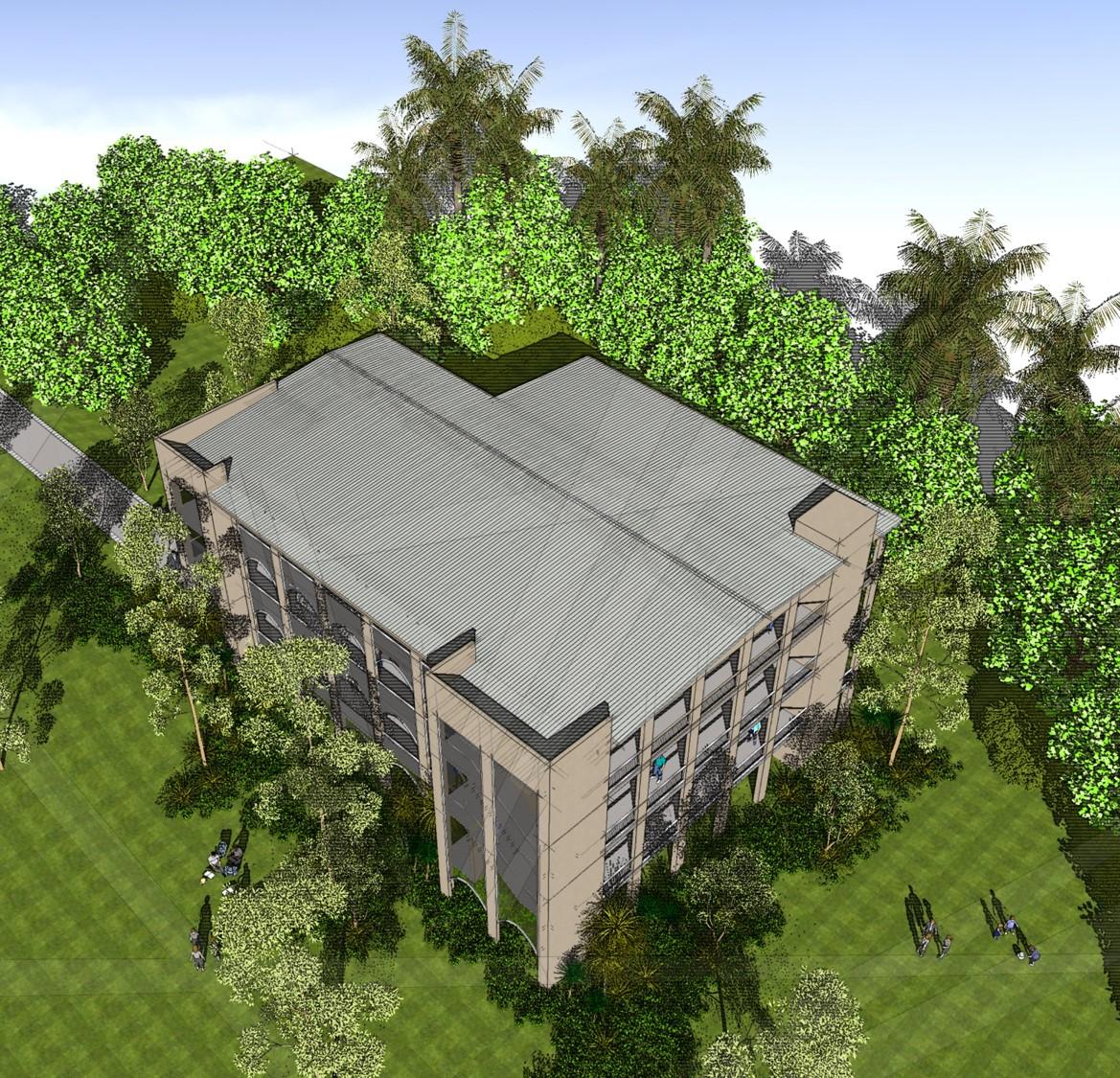 CGCAIIC Building 20195
