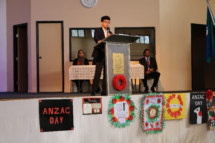 Anzac Day AIIC 2