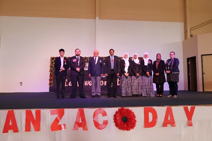 Anzac Day AIIC