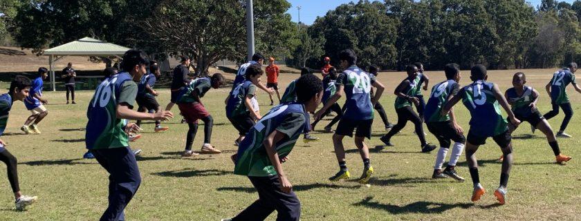 AIIC Wins Bachar Houli Cup (AFL)